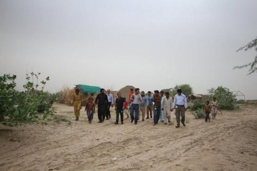 beacohouse visit to umerkot (3)