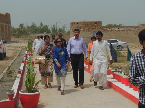 Ghotki visit (3)