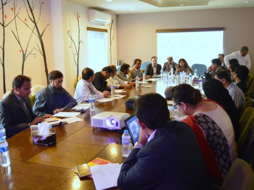 Review Meeting with RBCS Partners (6)
