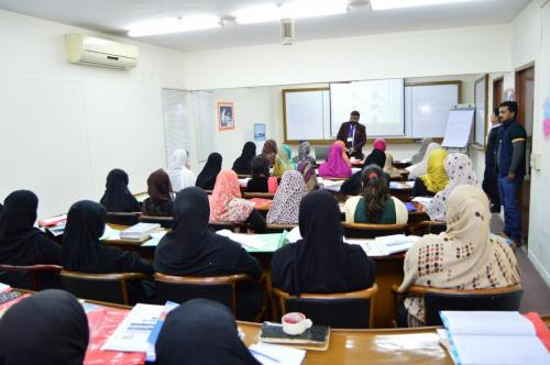 Teachers Training for IELP and RBCS Programs